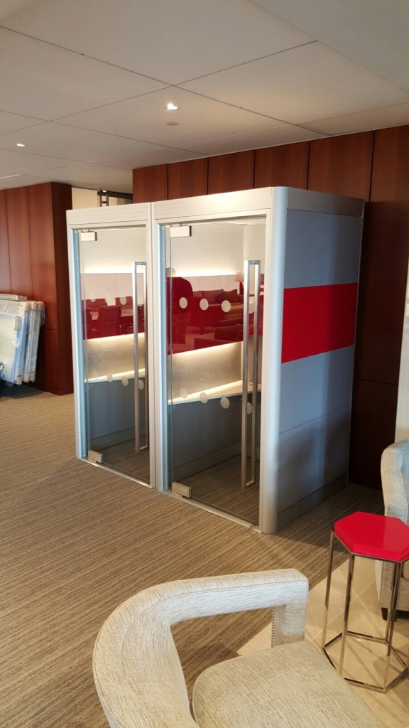 Spacio Phone Booths